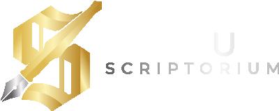 Saxum Scriptorium Logo